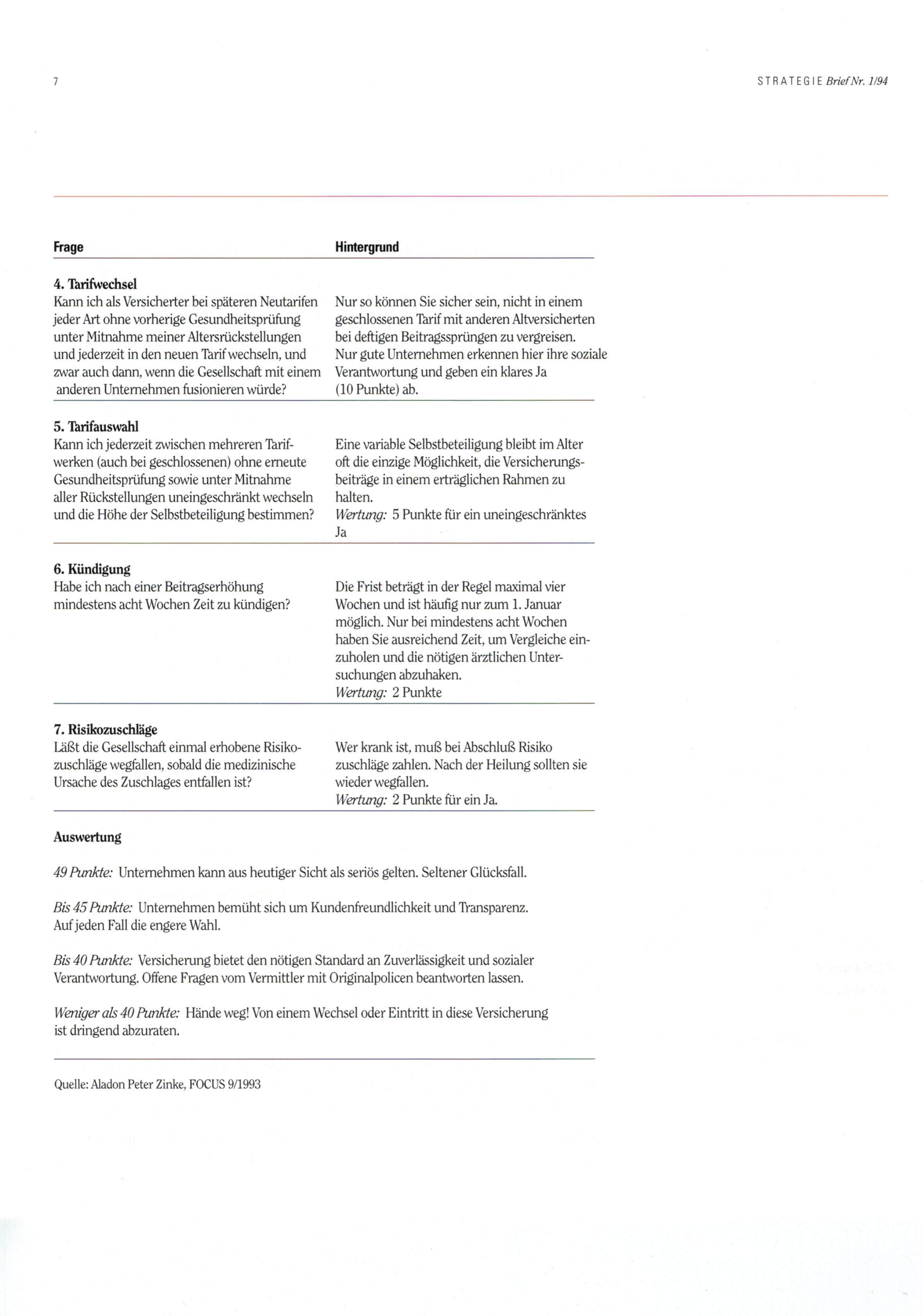 ALADON P. Zinke - Krankenversicherungsvergleich in der PKV | ALADON ...
